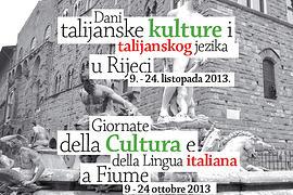 Giornate Cultura e Lingua